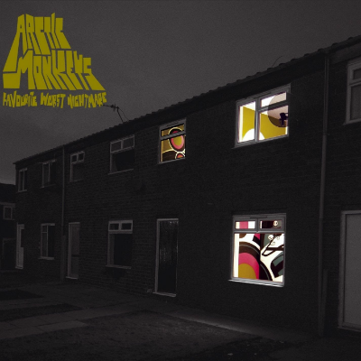 album favourite worst nightmare arctic monkey