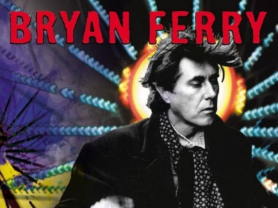 Bryan Ferry Dylanesque album cover