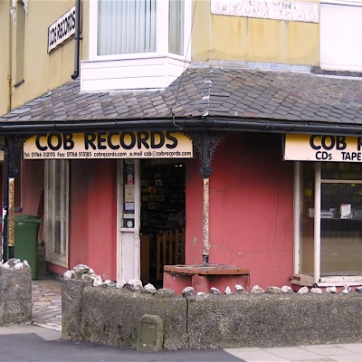Cob Records shop