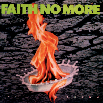 faith no more the real thing x