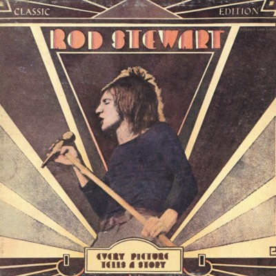 Rod Stewart Every Picture Tells A Story